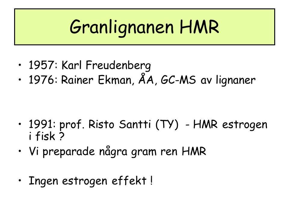 Granlignanen HMR 1957: Karl Freudenberg