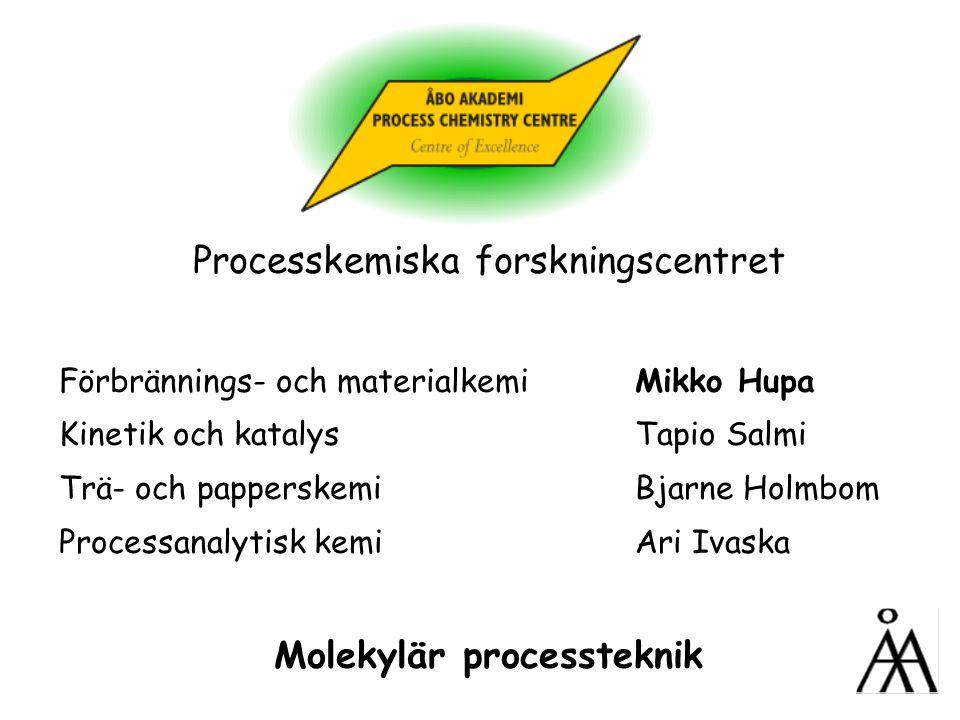 Molekylär processteknik