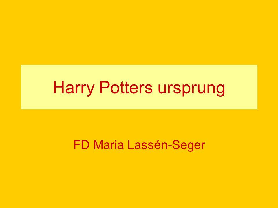 Harry Potters ursprung