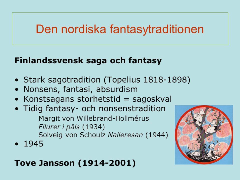 Den nordiska fantasytraditionen