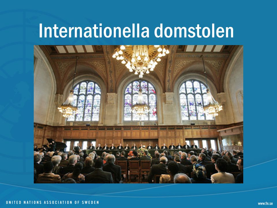 Internationella domstolen