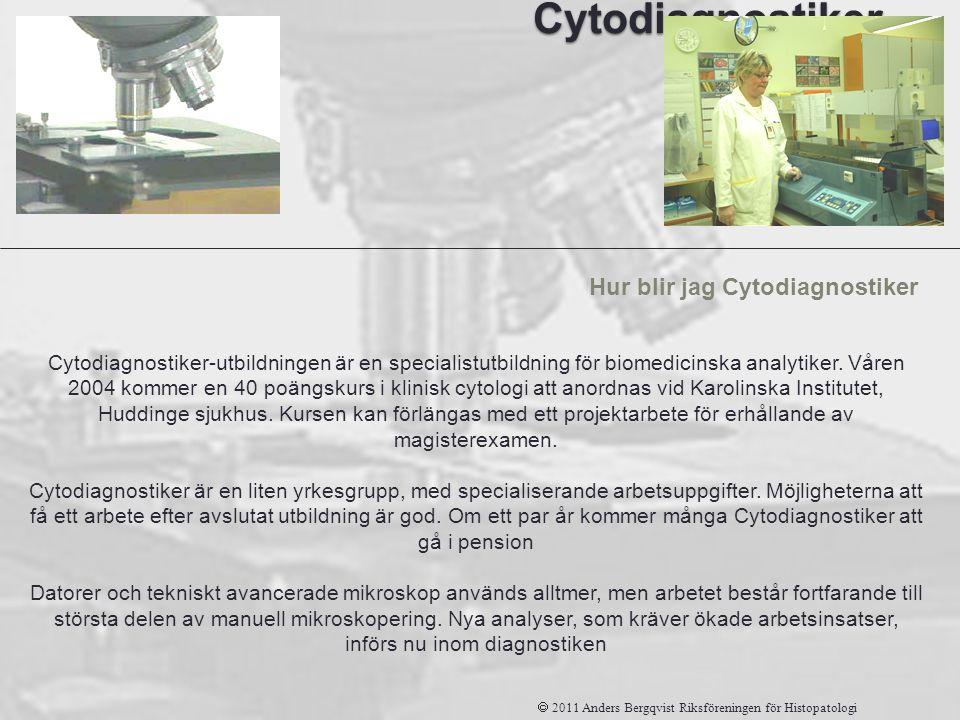 Hur blir jag Cytodiagnostiker
