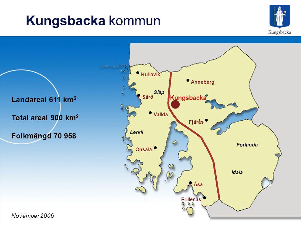 • Kungsbacka kommun • Kullavik • Anneberg • Särö • Vallda • Åsa
