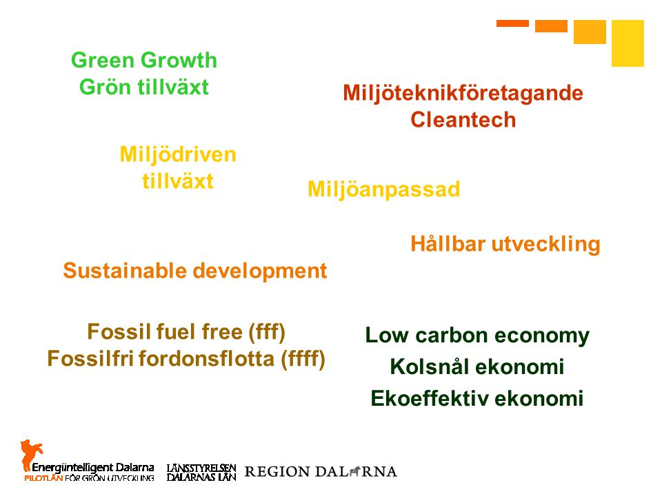 Miljöteknikföretagande Fossilfri fordonsflotta (ffff)