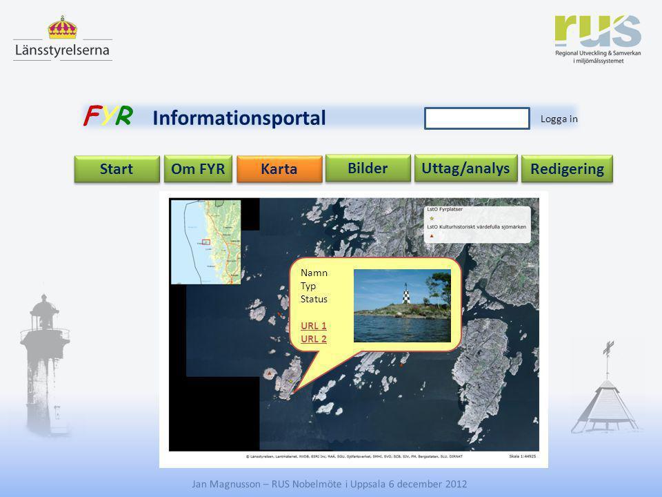 FYR Informationsportal