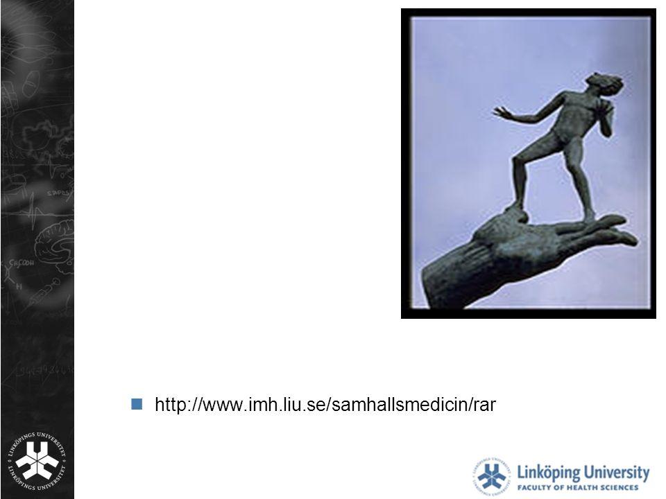 http://www.imh.liu.se/samhallsmedicin/rar