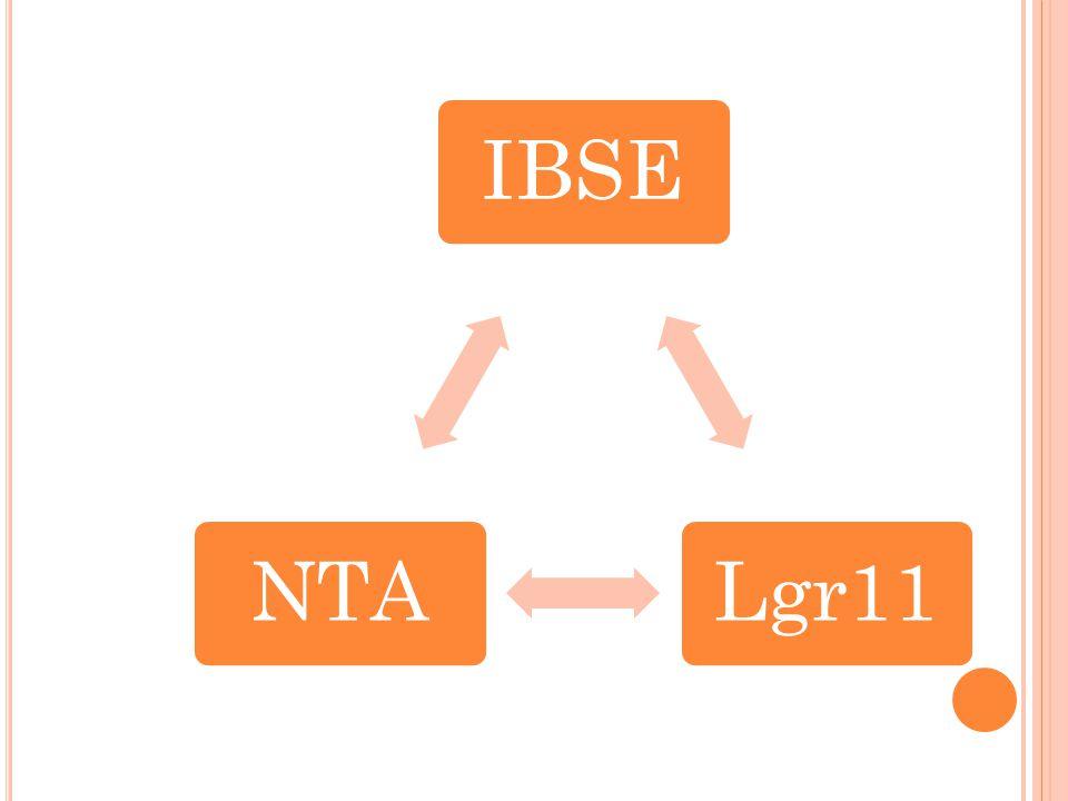 IBSE Lgr11 NTA