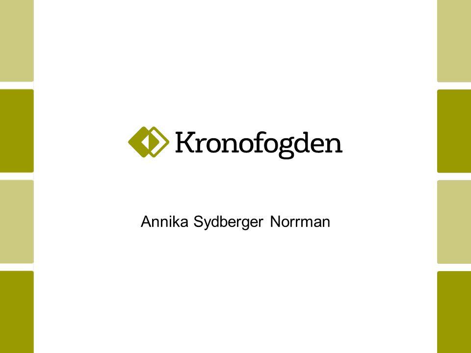 Annika Sydberger Norrman