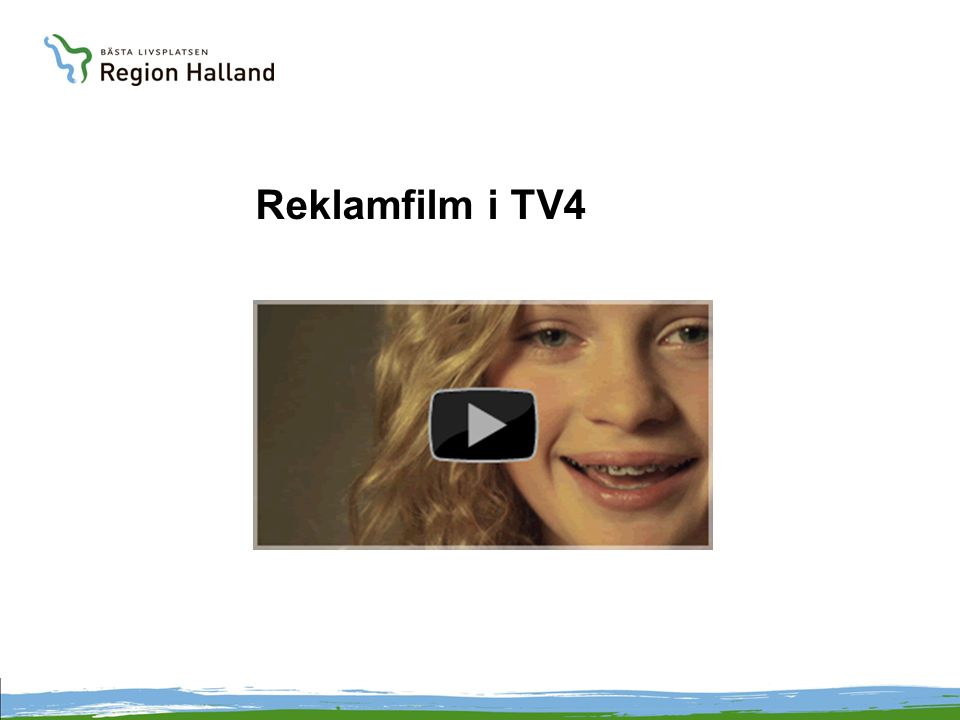 Reklamfilm i TV4