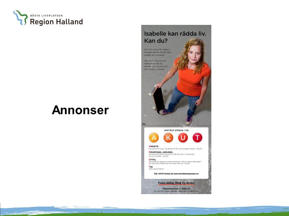 Annonser Format; stående halvsida