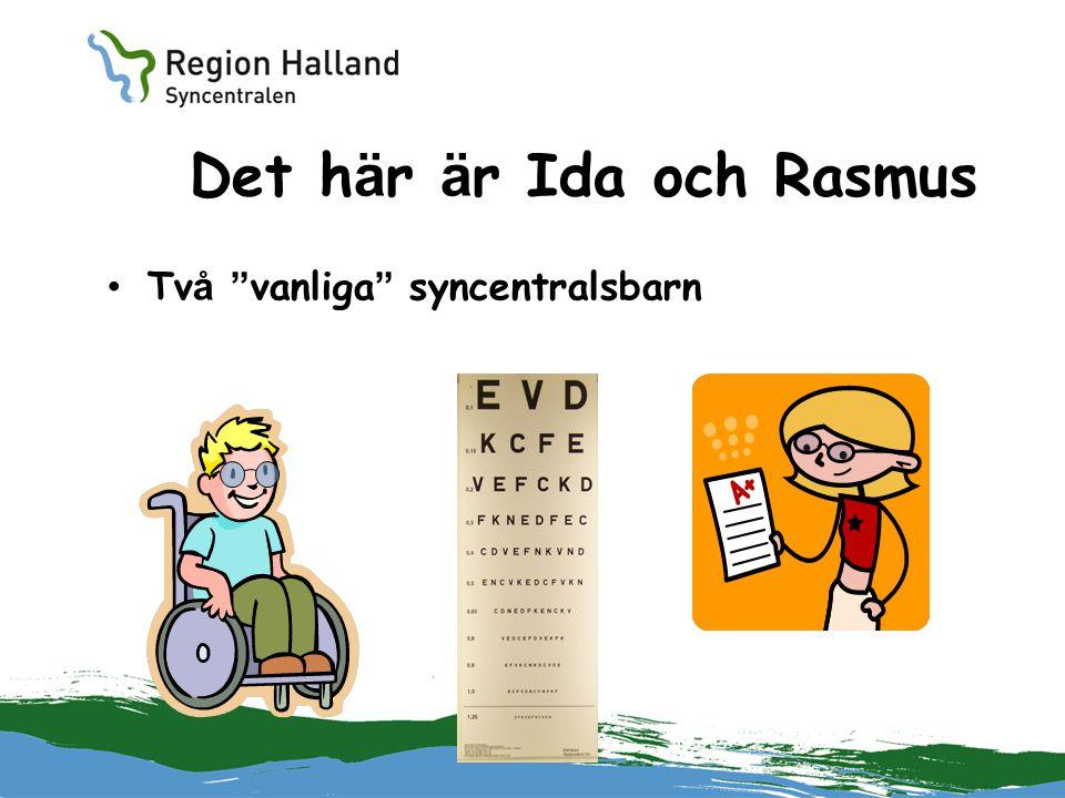 Det här är Ida och Rasmus