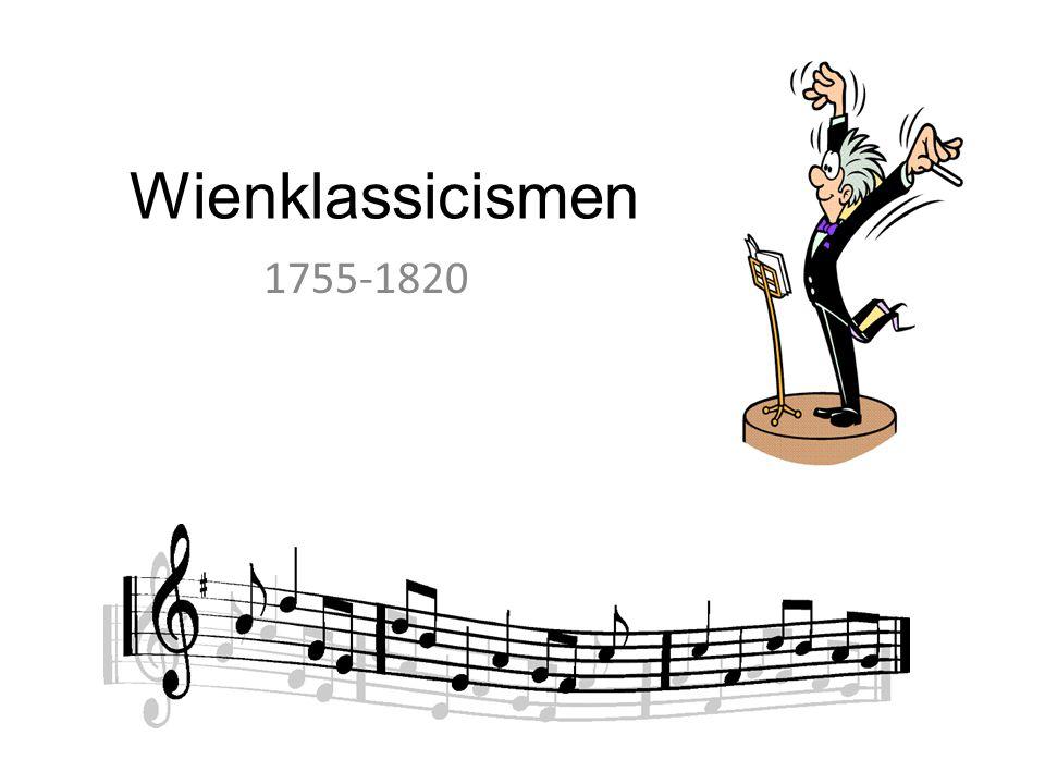 Wienklassicismen 1755-1820