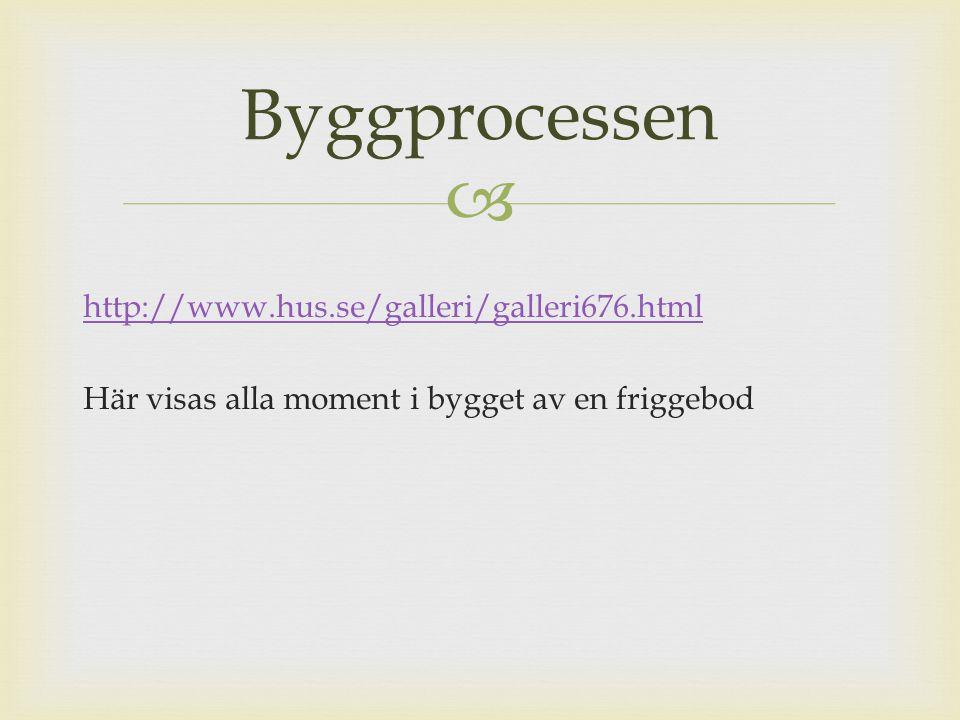 Byggprocessen http://www.hus.se/galleri/galleri676.html