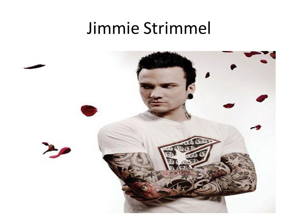 Jimmie Strimmel