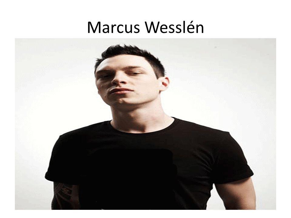 Marcus Wesslén