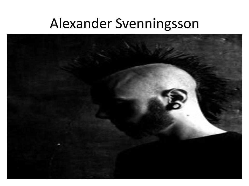 Alexander Svenningsson