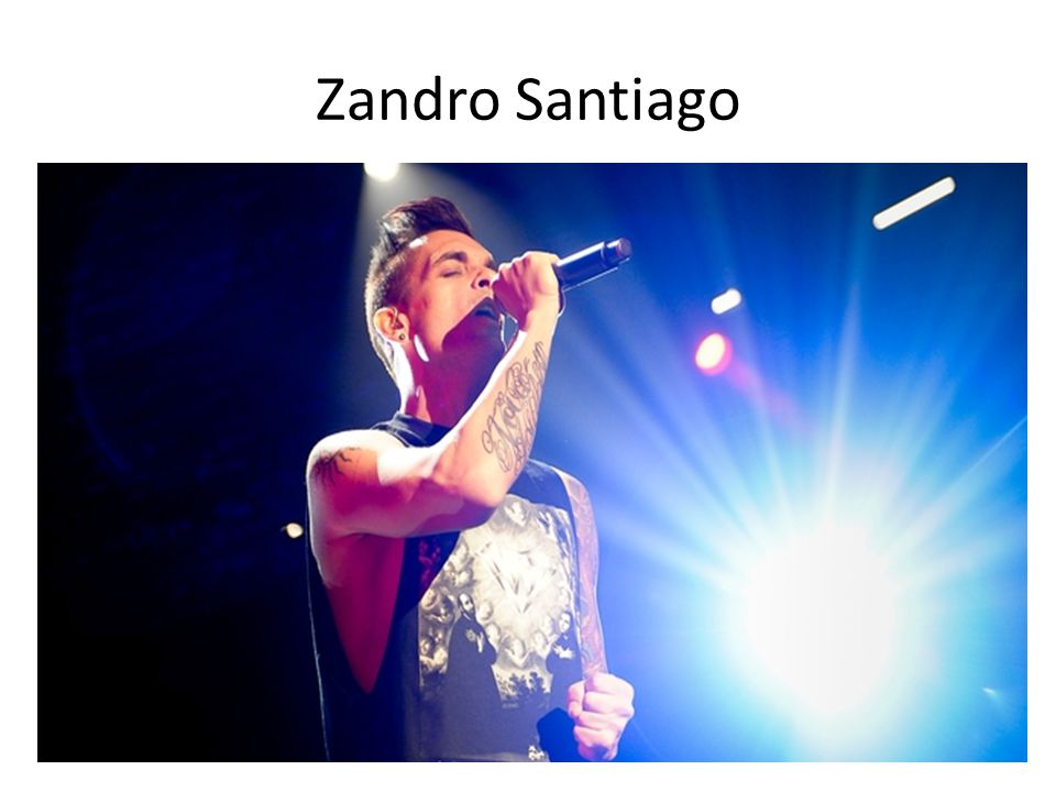 Zandro Santiago