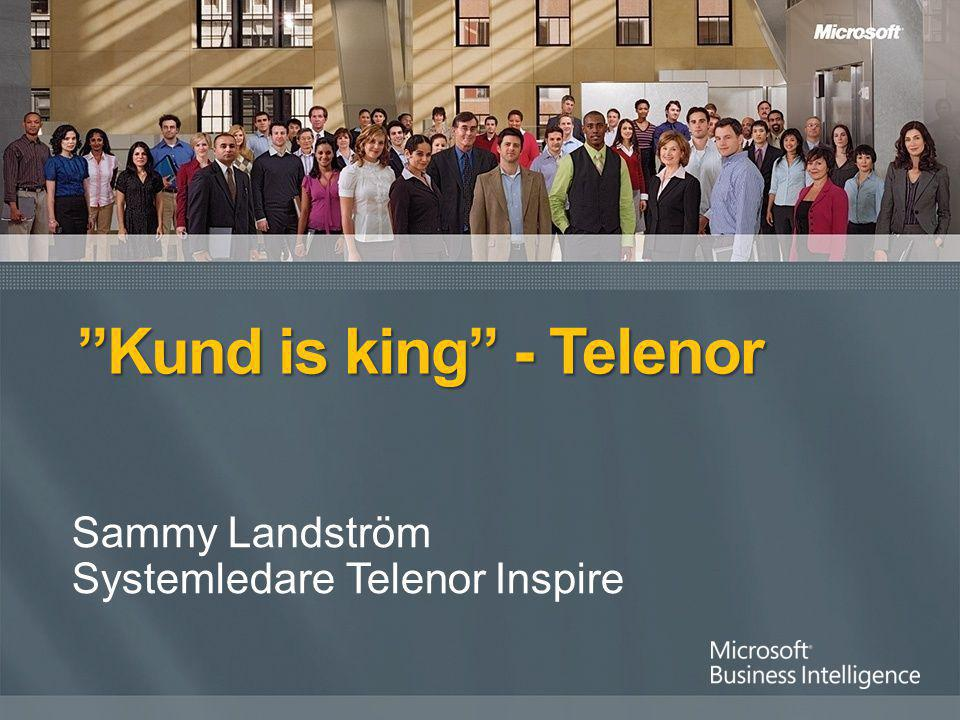 Kund is king - Telenor