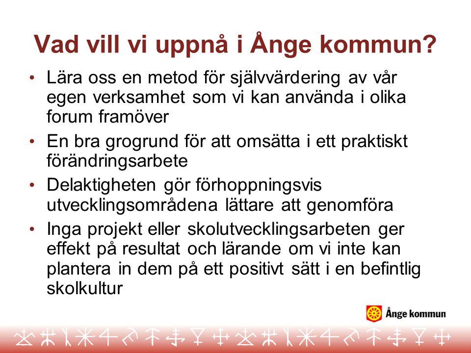 Vad vill vi uppnå i Ånge kommun