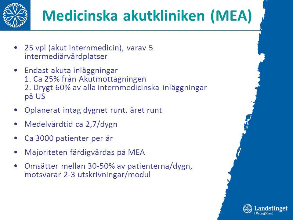 Medicinska akutkliniken (MEA)