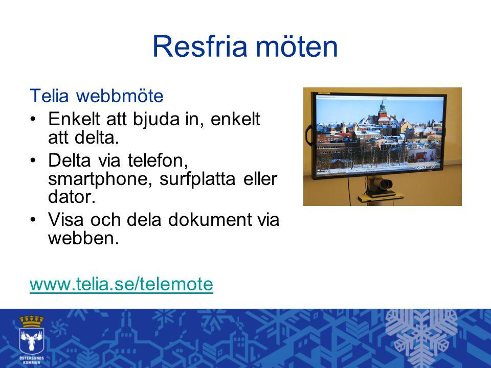 Resfria möten Telia webbmöte Enkelt att bjuda in, enkelt att delta.