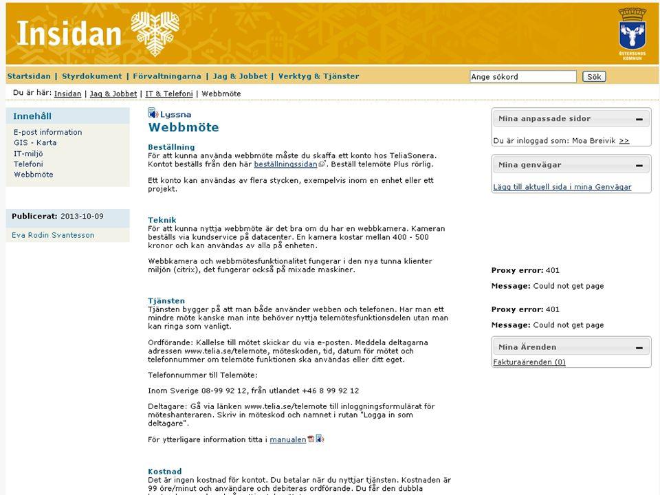 Insidan/jag & jobbet/resor i tjänsten