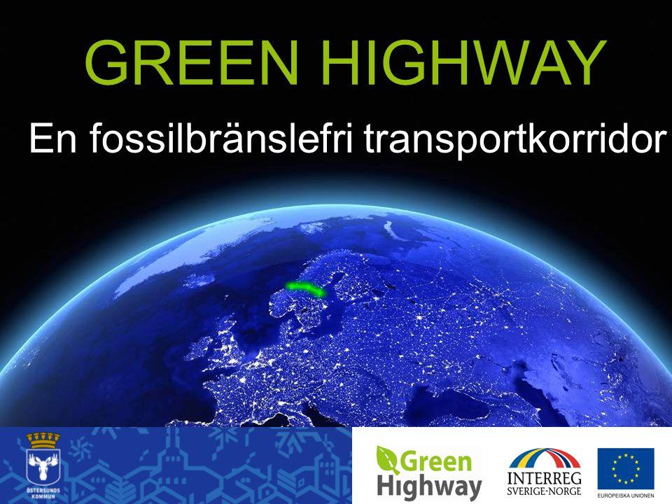 En fossilbränslefri transportkorridor