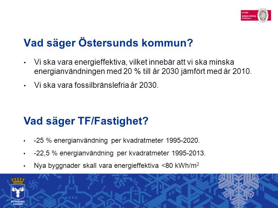 Vad säger Östersunds kommun