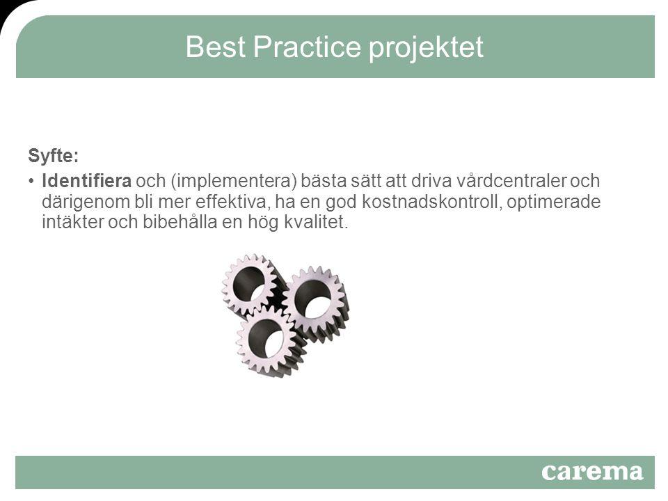 Best Practice projektet