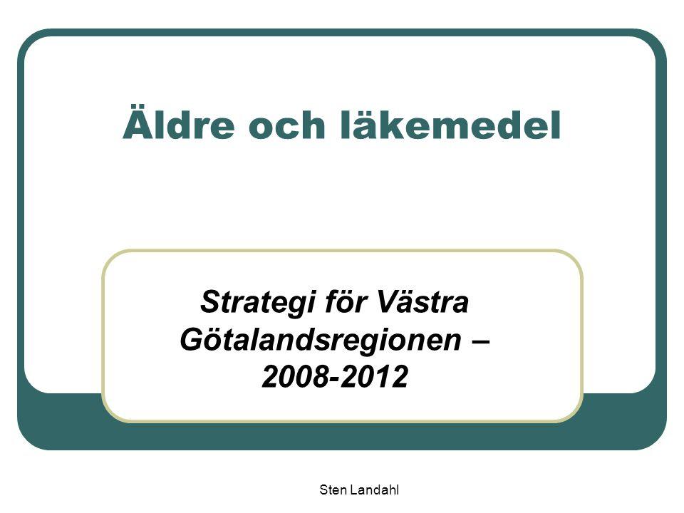 Strategi för Västra Götalandsregionen – 2008-2012