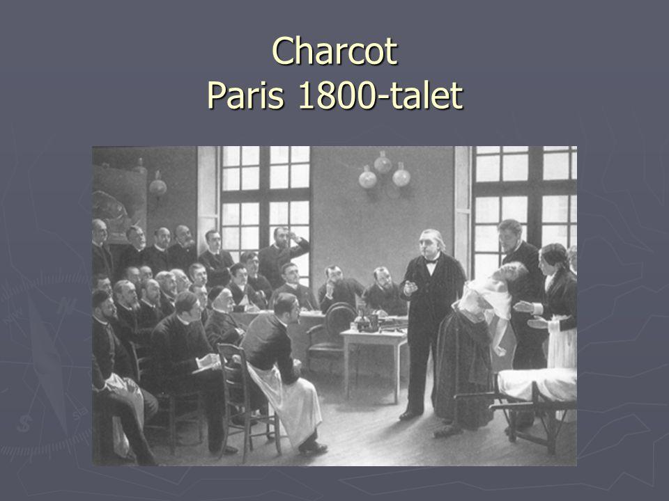 Charcot Paris 1800-talet