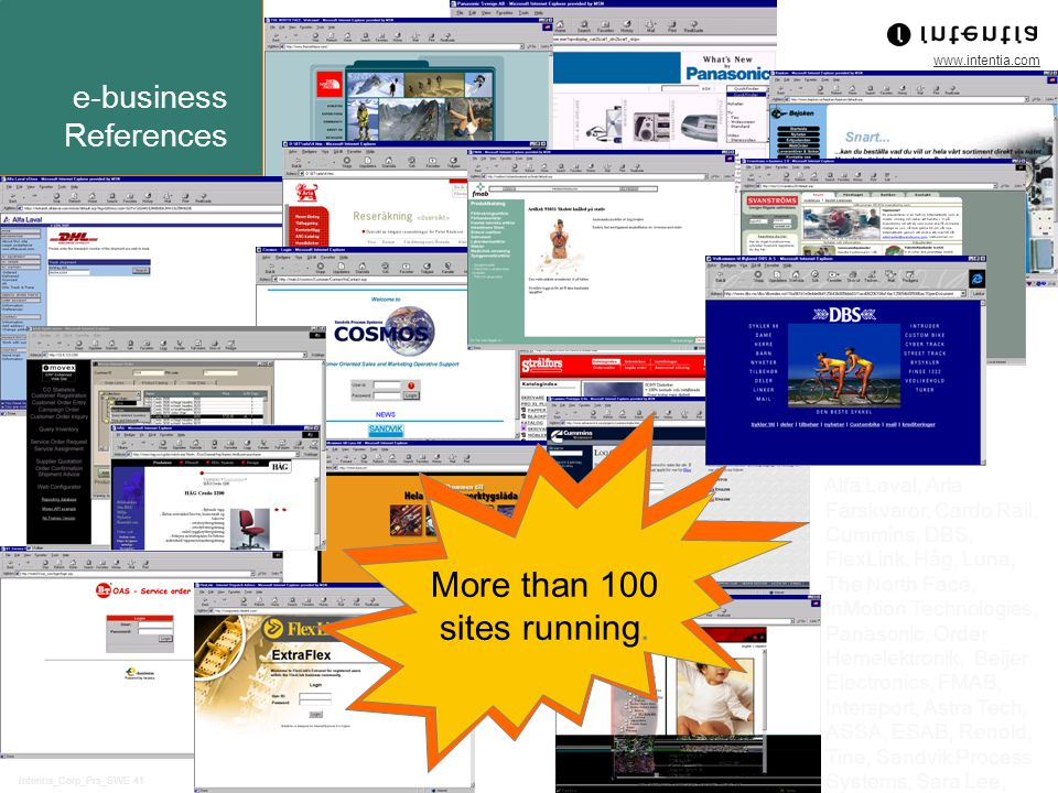 e-business References