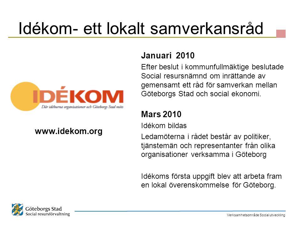 Idékom- ett lokalt samverkansråd