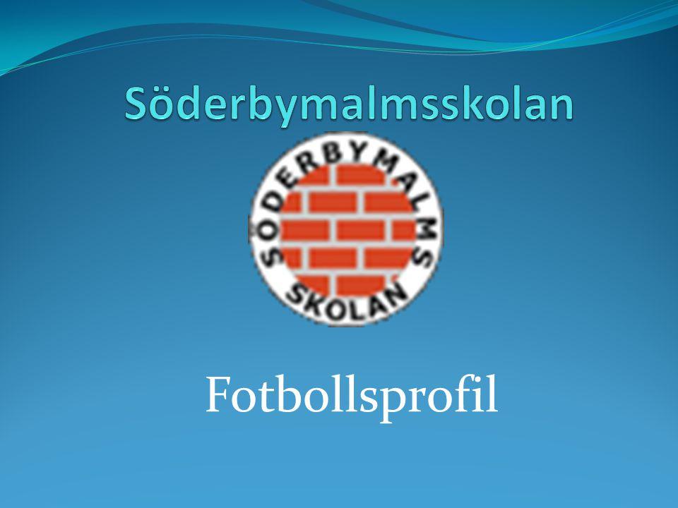 Söderbymalmsskolan Fotbollsprofil