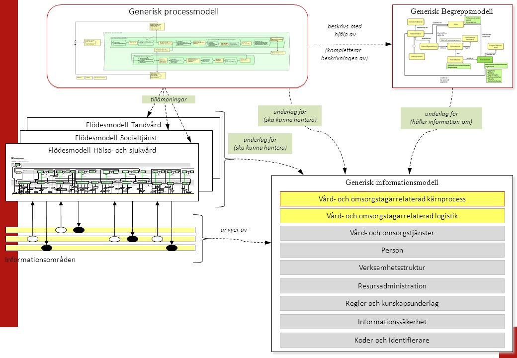 Generisk processmodell