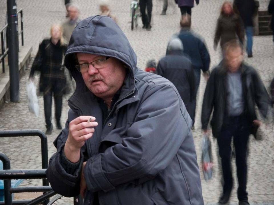 Bild på Ture på stan – mycket folk rädd