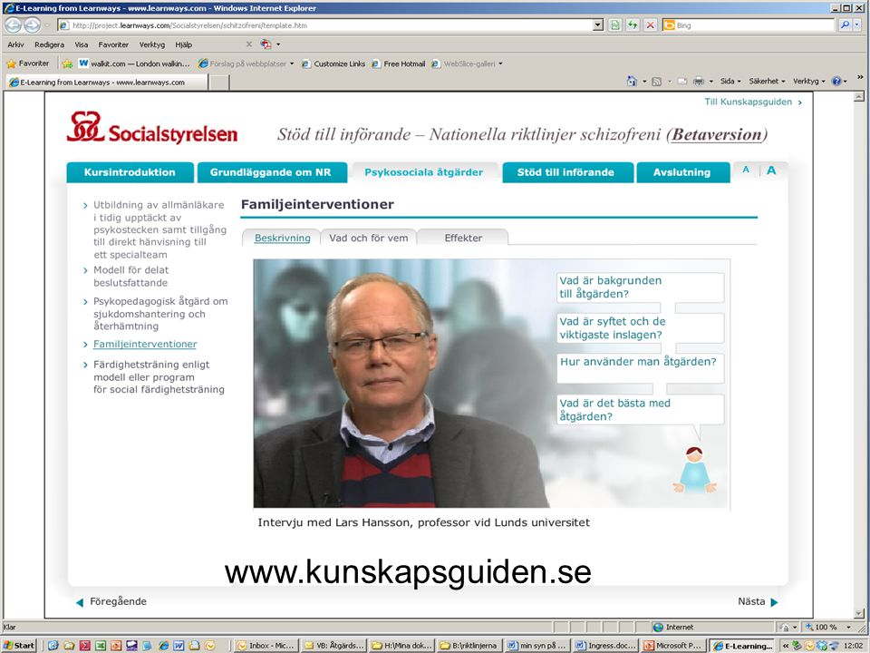 www.kunskapsguiden.se