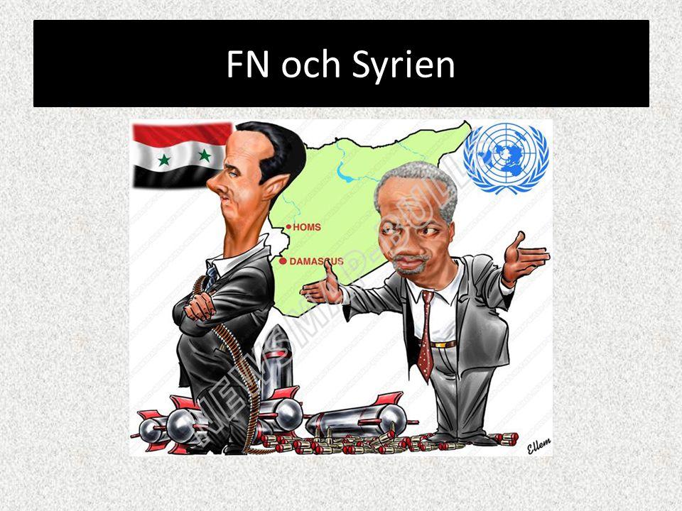 FN och Syrien