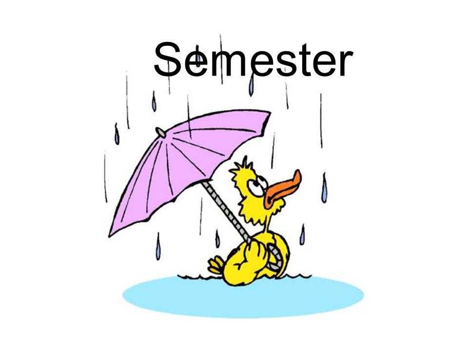 Semester Semesterlag