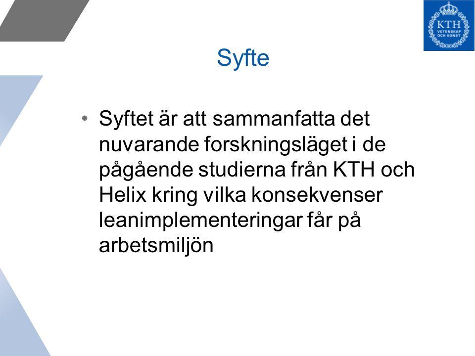 Syfte