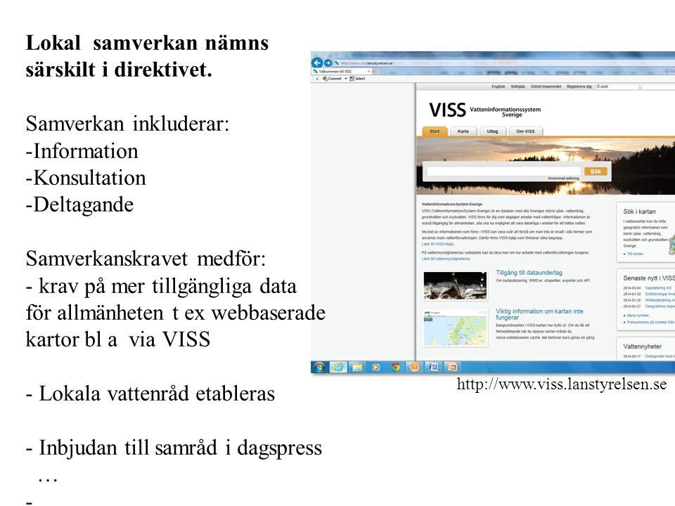 Samverkan inkluderar: Information Konsultation Deltagande