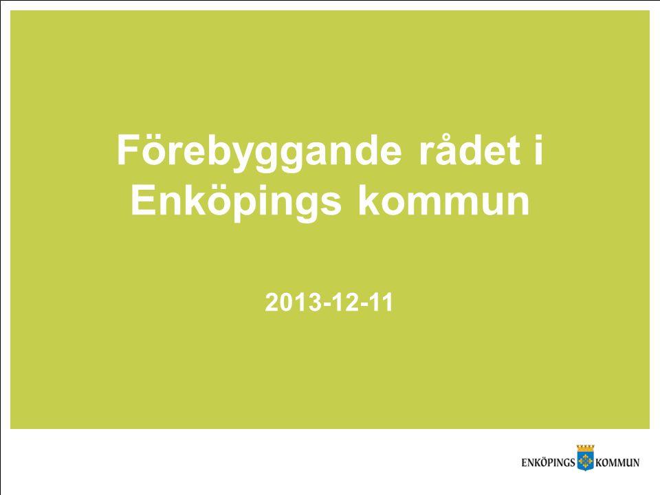 Förebyggande rådet i Enköpings kommun