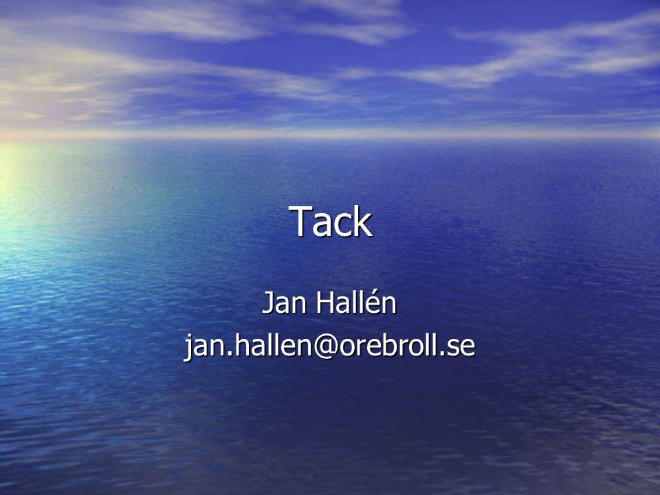 Jan Hallén jan.hallen@orebroll.se
