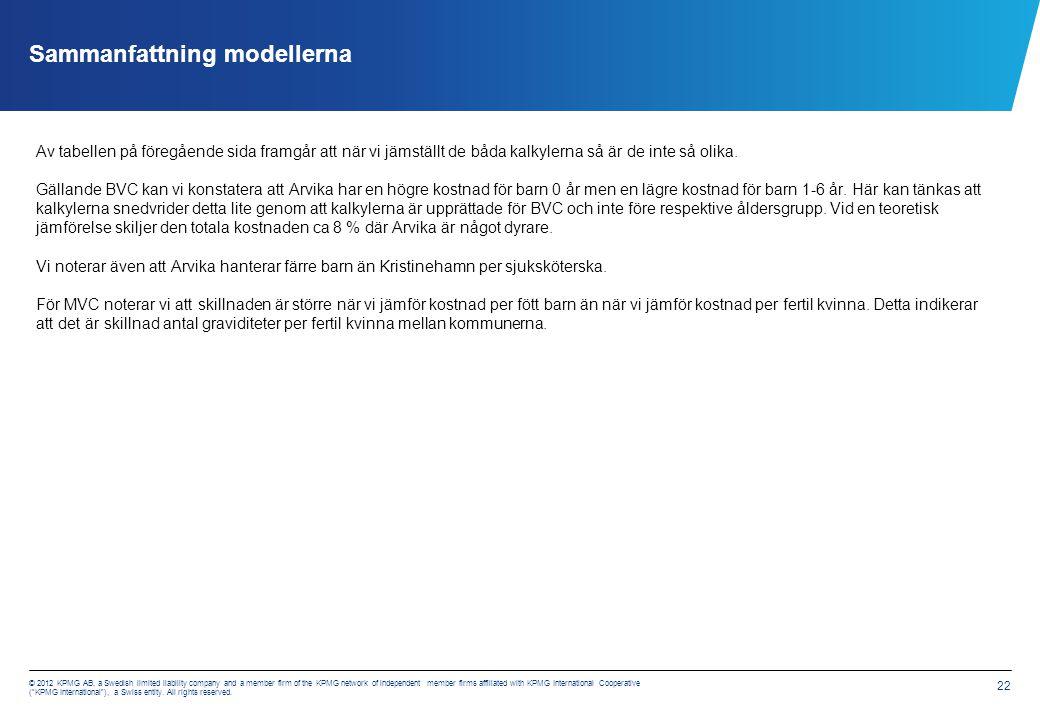 3.2 Jämförelse Region Skåne Värmland Barnhälsovård