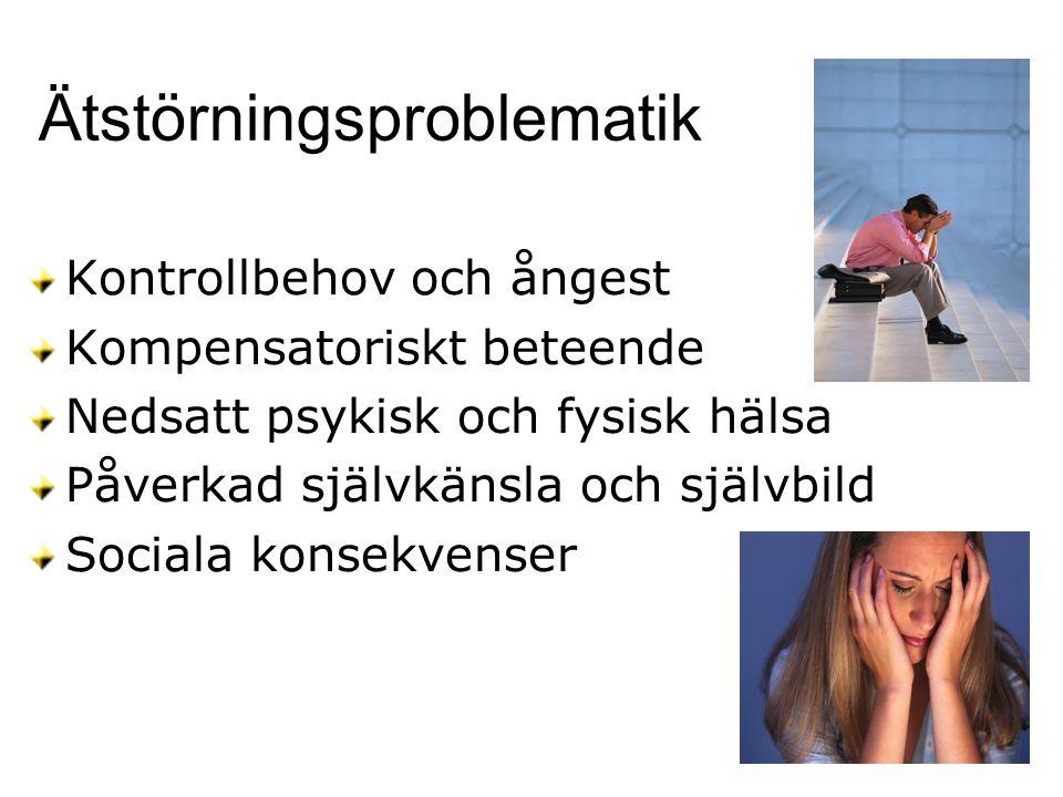 Ätstörningsproblematik