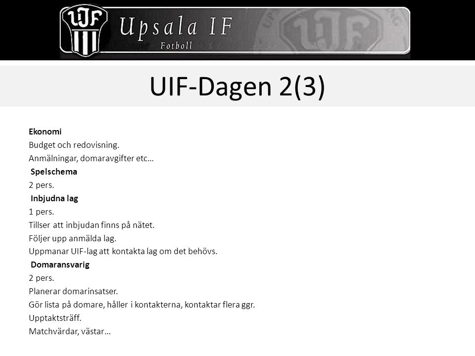 UIF-Dagen 2(3)