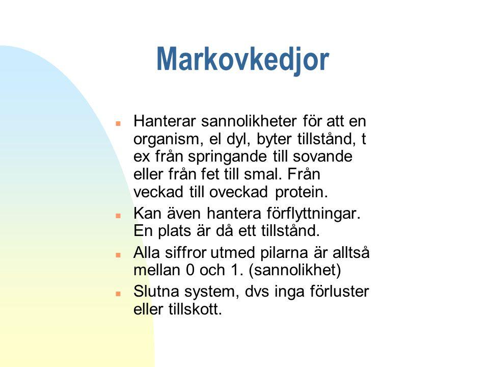 Markovkedjor