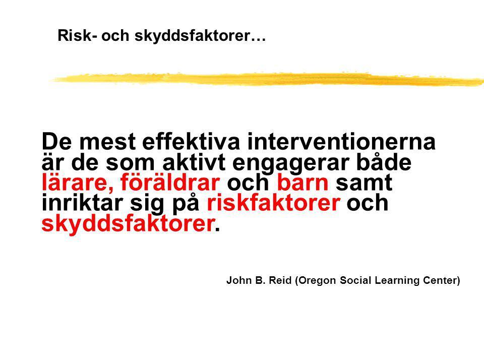 Risk- och skyddsfaktorer…