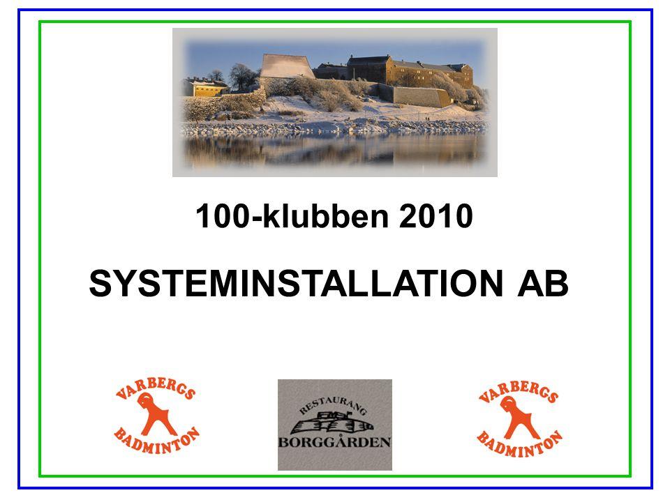 SYSTEMINSTALLATION AB