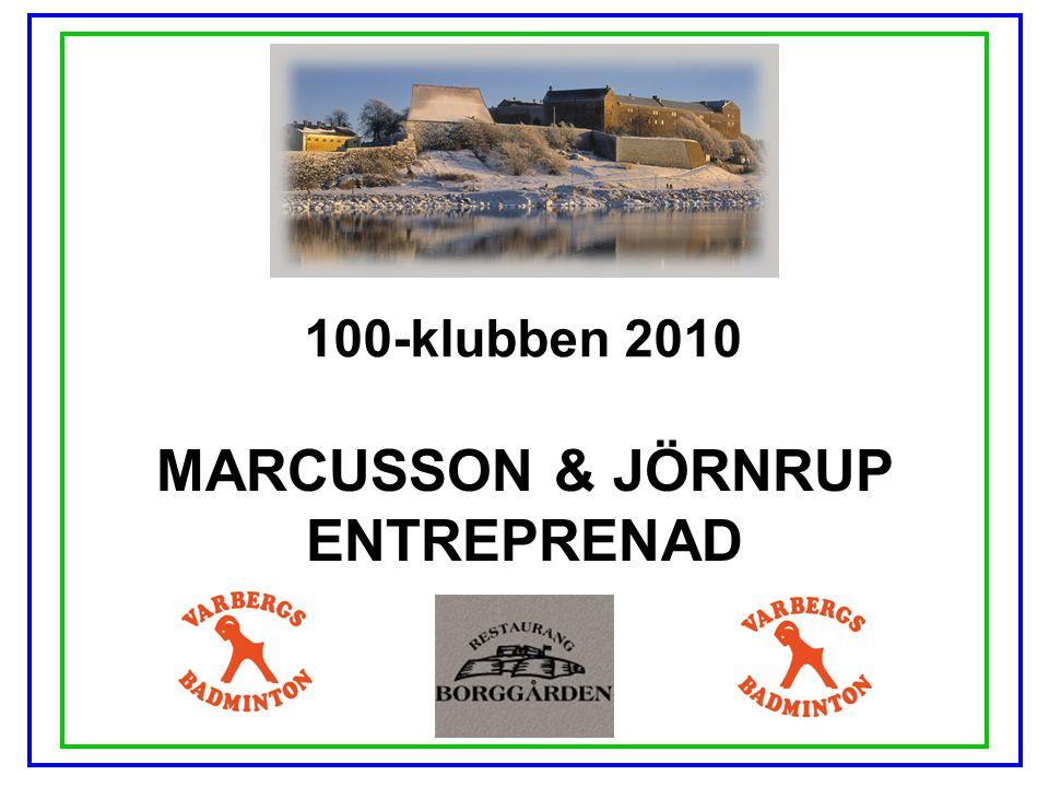MARCUSSON & JÖRNRUP ENTREPRENAD